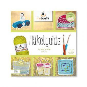 vol 13.0 Häkelguide Picknicktime