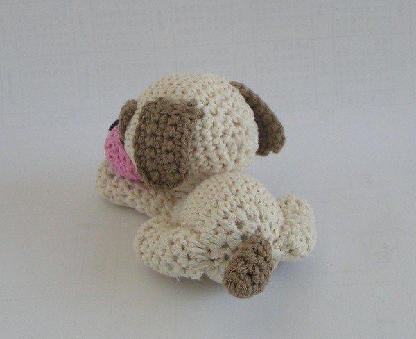 Amigurumi Anleitung Hund : Lucygurumi häkelanleitung amigurumi hund kuh und schwein