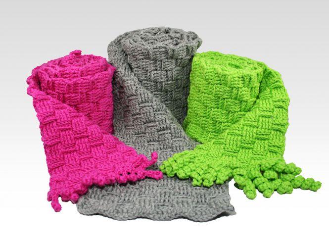 patterns by steph - Web-Muster-Schal | MyBoshi.net