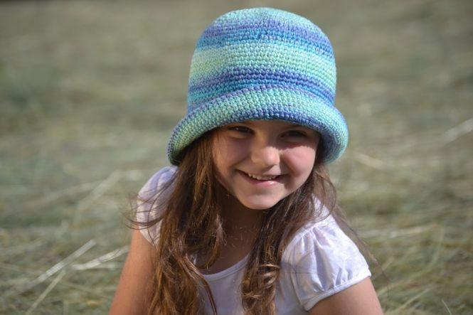 Leomaxi Crochet Zoey Sommerhut Häkeln Für Jungs Und Mädchen