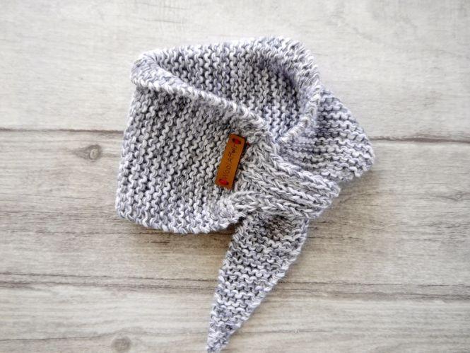 WoolAffair - Strickanleitung - Babyschal BASIC | MyBoshi.net