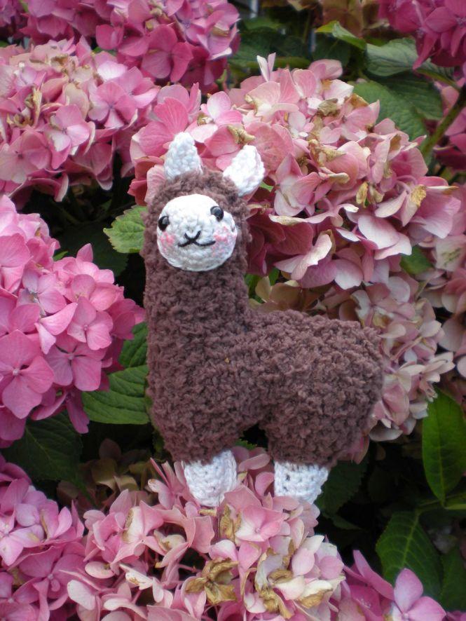 ursula-petra - Häkelanleitung Lama | MyBoshi.net