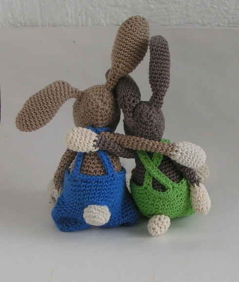 h kelanleitung hase amigurumi. Black Bedroom Furniture Sets. Home Design Ideas