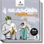 4Seasons Häkelbuch für 4 Jahreszeiten