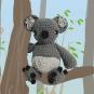 Häkelanleitung für Koala Kurt