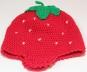 Erdbeermütze Emely
