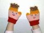 "Häkelanleitung: ""Kinderhandschuhe"""