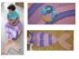 Decke Meerjungfrau + Zauberstab
