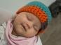 Häkelanleitung für Babymütze Ichikawa