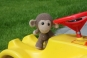 Häkelanleitung Affe Chimp
