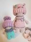 Häkelanleitung Tamituzi Basis-Puppe ohne Kostüm