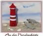 Häkelanleitung ° An der Nordseeküste °
