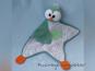 Schmusetuch/Babyspielzeug Pinguin