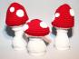 Pilze - verschiedene Größen - Amigurumi
