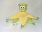 Häkelanleitung Schmusetuch Dino Frido