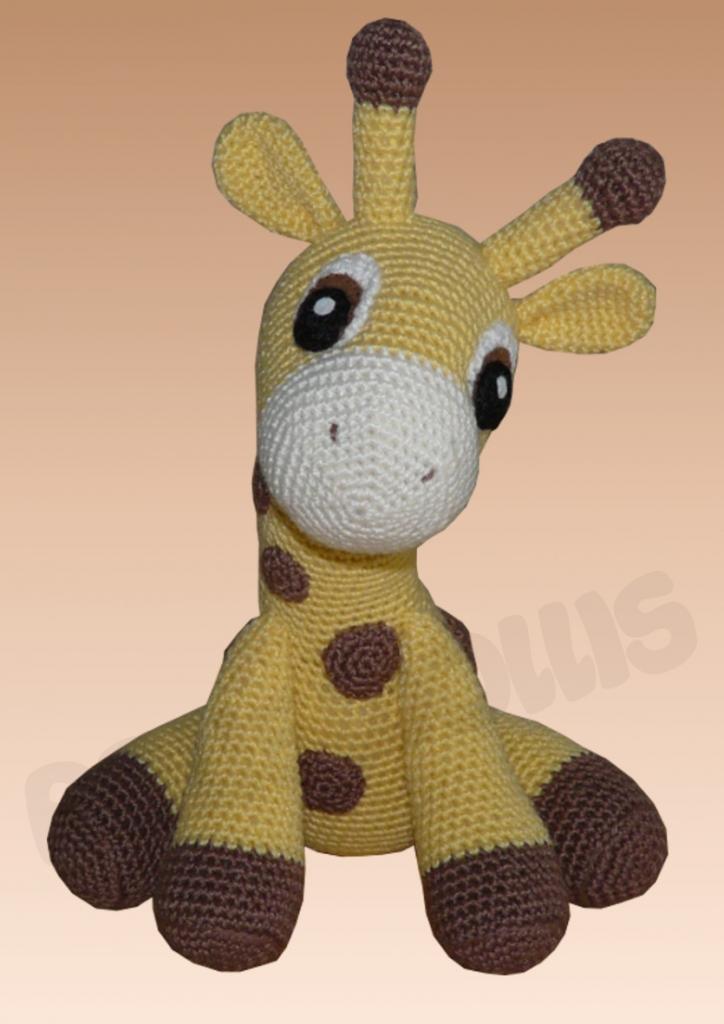 Amigurumi Giraffe Kostenlos : Amigurumi Hakelanleitung f?r Giraffe Kara