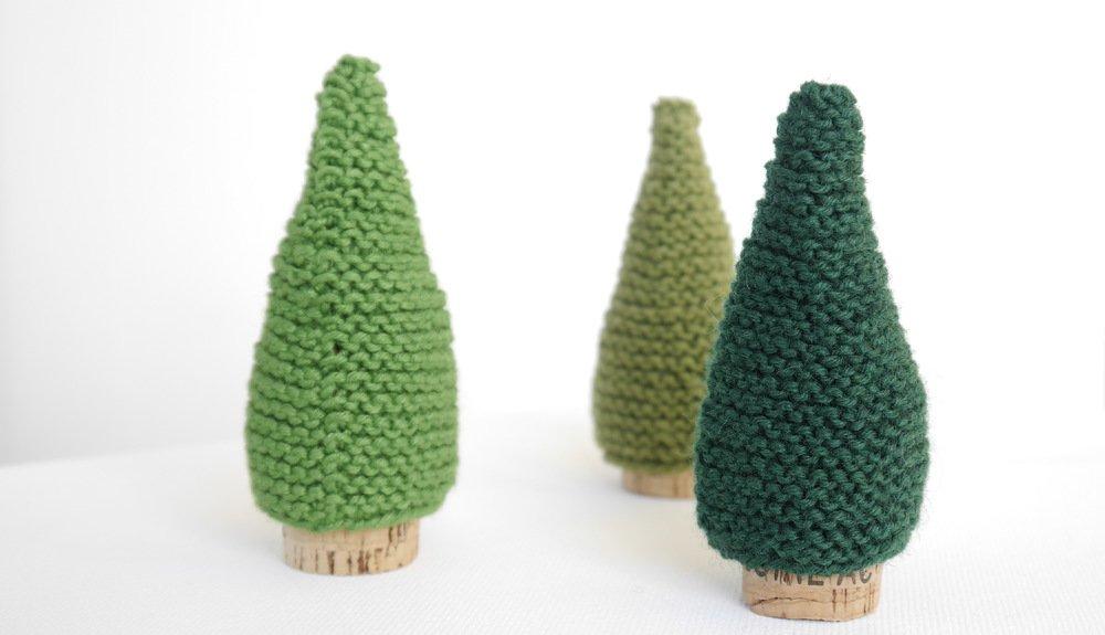 strickanleitung tannenbaum christbaum weihnachtsbaum. Black Bedroom Furniture Sets. Home Design Ideas