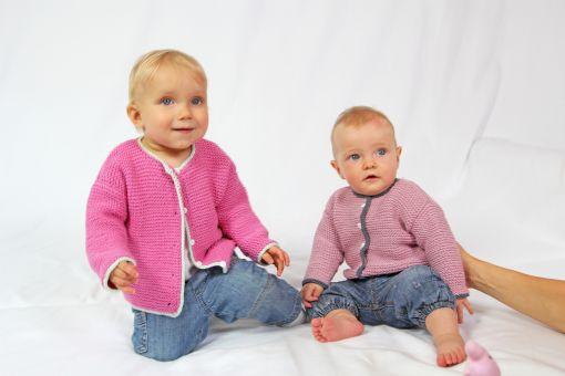 Babyjäckchen Frederick & Elena