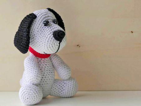 Knuffiger Hund zum Häkeln - Amigurumi - Ebook