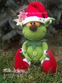 Weihnachtselfe
