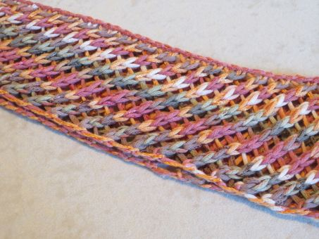 Strickanleitung Lace Loop Happiness