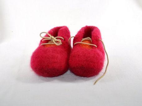 Filzhausschuhe für Babys und Kleinkinder