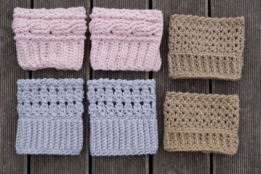 Boot Cuffs /Beinstulpen