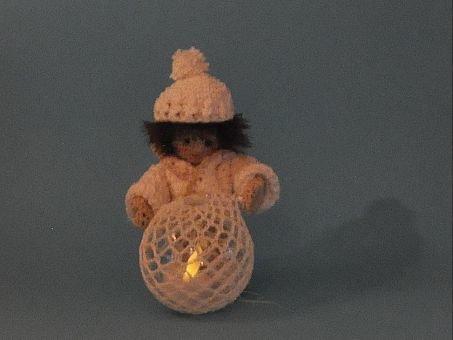 Wintermädchen Klara