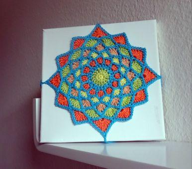 Mandala Springtime