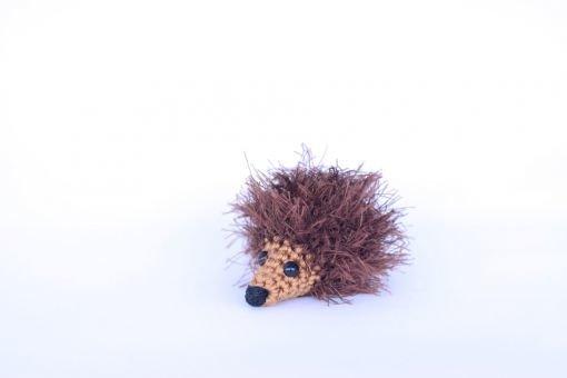 Haekelicious Igelfamilie Häkelanleitung