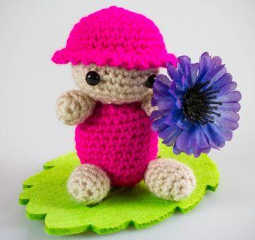 Amigurumi Puppen Männchen Häkelanleitung