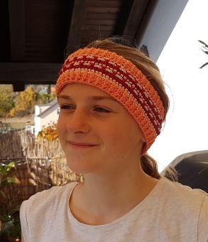 SET: Stirnband + Pulswärmer