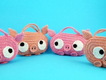 Adventskalender Glücksschweinchen