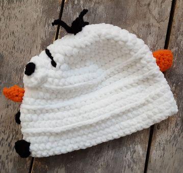 OLAF [CROCHET FREE PATTERNS] #amigurumicrochet #amigurumi ... | 340x359