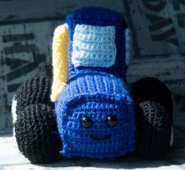 Kleiner Traktor ♥