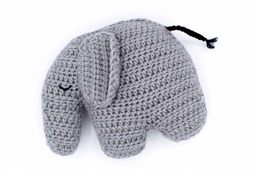 Häkelanleitung Tante Elefant