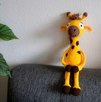 Schlenkertier Giraffe Jerry!