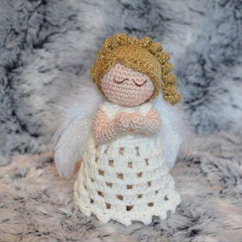 betendes Kind oder Engel