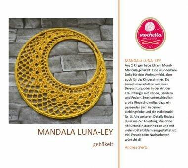 Mandala Luna -Ley