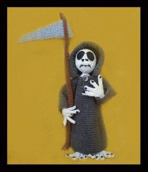 Sensemann, Grim Reaper, magere Hein