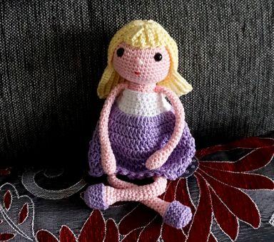 Amigurumi Puppe Marie