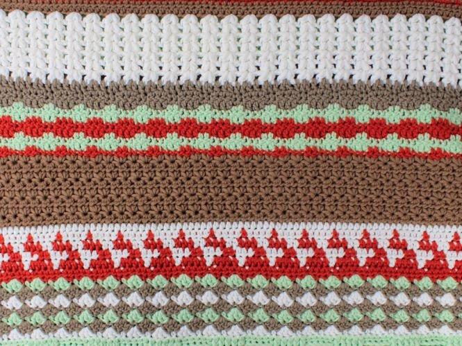 myboshi - Häkelanleitung für Decke Nagato | MyBoshi.net