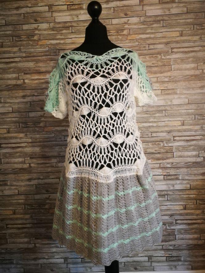 Jeski - Häkelanleitung Kleid \
