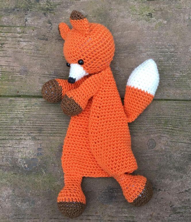 Pointelleshop Amigurumi Puppe Fuchs Lovey Häkelanleitung Myboshinet