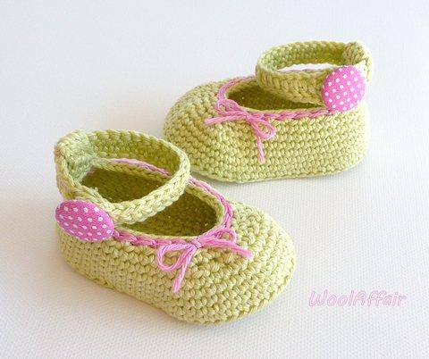 babyschuhe h keln erste babyschuhe selber machen. Black Bedroom Furniture Sets. Home Design Ideas