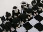 """Häkelanleitung Schachspiel Nr. 2 """"Samurai"""""""