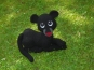 Häkelanleitung Shadow der Panther XXL