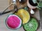 3 in 1: Häkelanleitung für Früchte-Topflappen Tenri