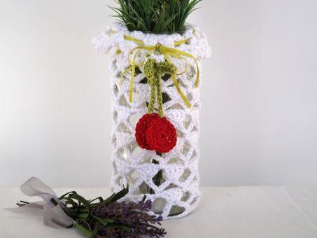 DIY Vase/ Windlicht alle Größen Sommertraumdesign No.4