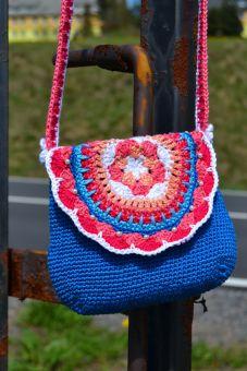 + MARIZZA + Mandalatasche für Kinder, Mädchentasche